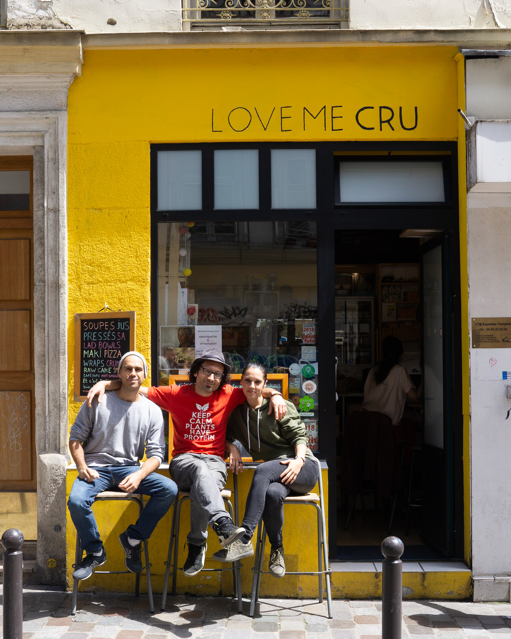 LOVE ME CRU PARIS