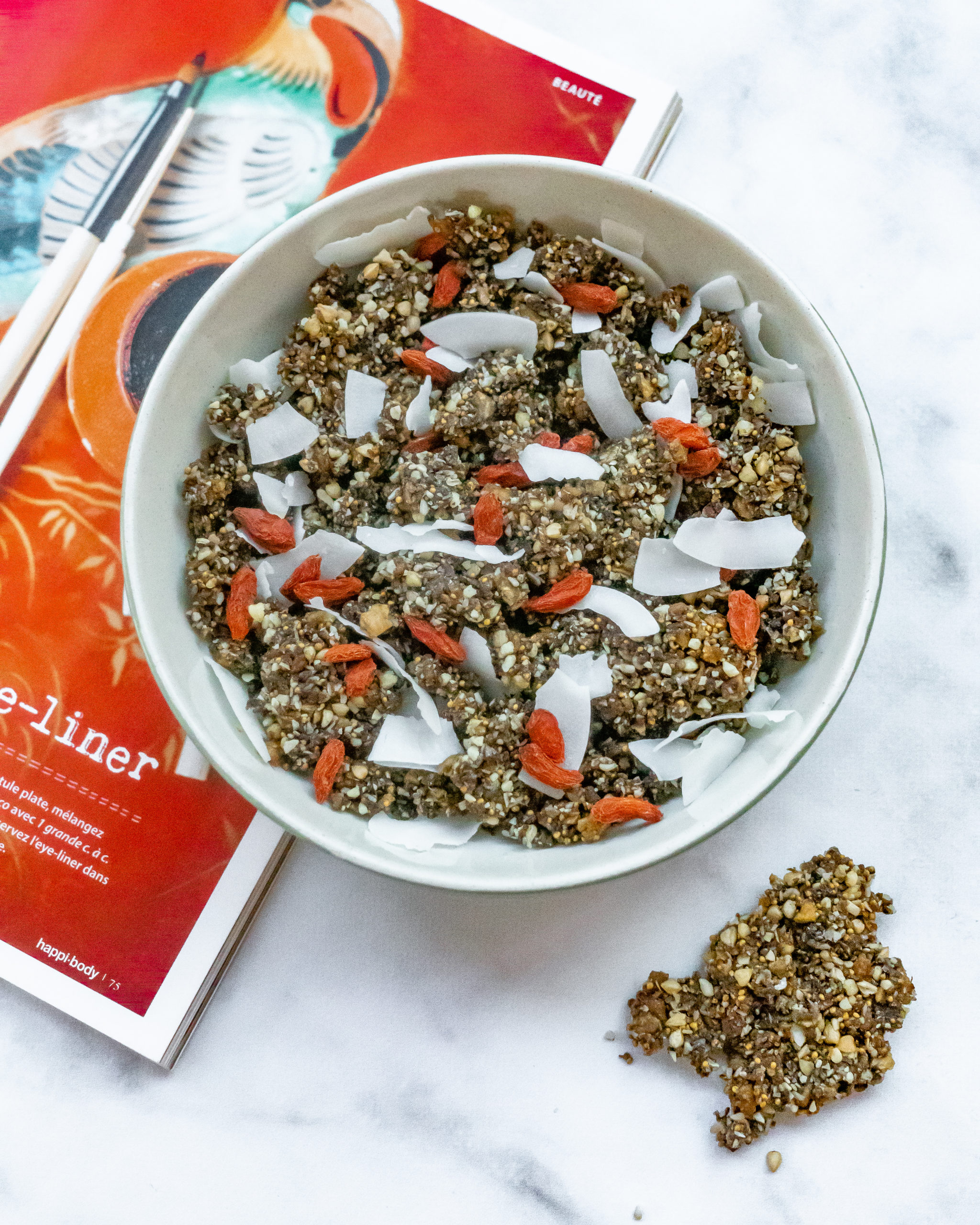 BEAUTYFOOD GRANOLA